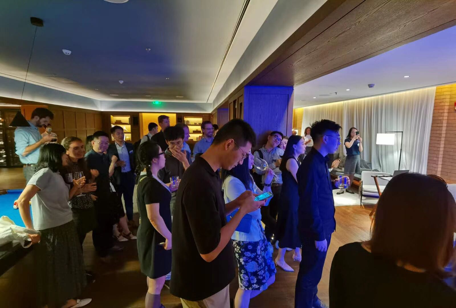 First Leiden Alumni China event