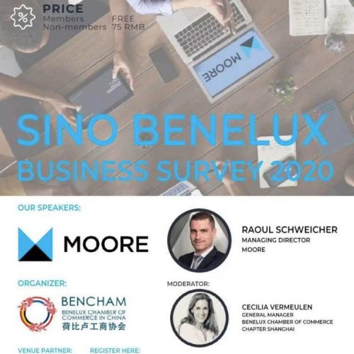 Sino Benelux Business Survey 2020 (Sept. 17th)