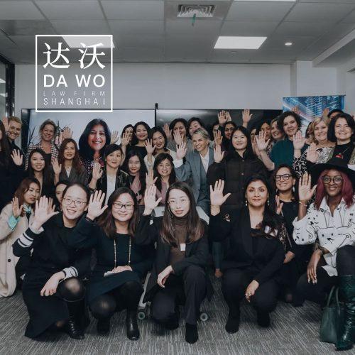 International Women's Day at DaWo #ChooseToChallenge