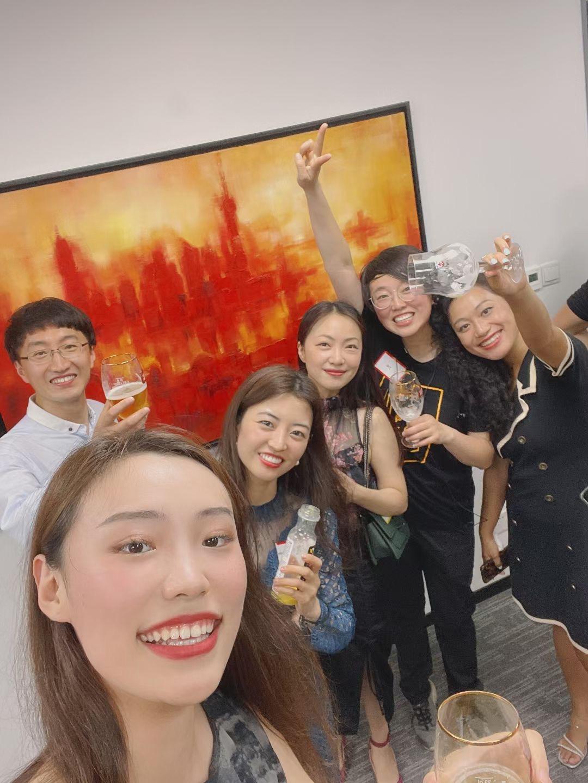KU Leuven Alumni China Event at DaWo office