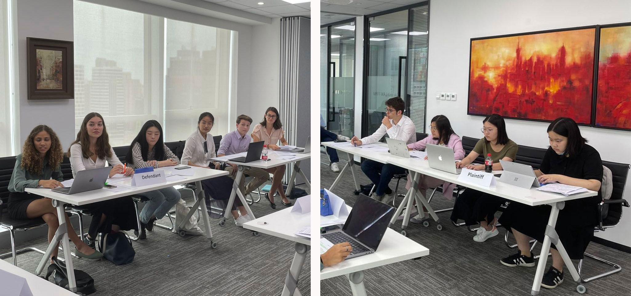 DaWo Academy – Junior Legal Summer Camp